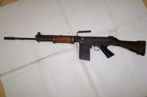 FN FAL STG - Armeria Sebina - Costa Volpino