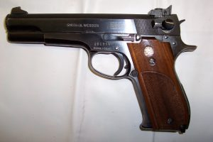 SMITH  & WESSON 52/1 - Armeria Sebina - Costa Volpino