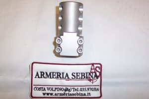 REMINGTON 700 SS SPEGNIFIAMMA - Armeria Sebina - Costa Volpino