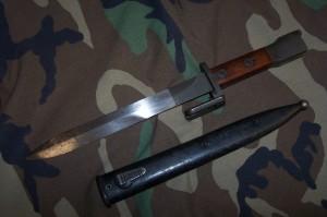 FAL BELGA baionetta - Armeria Sebina - Costa Volpino