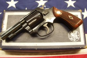 SMITH  &  WESSON 37  AIRWEGHT - Armeria Sebina - Costa Volpino