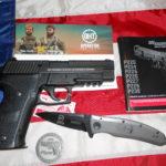 PISTOLA SIG SAUER mod. P226  MK25 OHT
