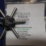 CALIBRO VERIFICATORE TANI calibro 6,5 mm SWEDISH