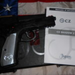PISTOLA CZ modello 75 SP-01 SHADOW CUSTOM