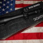 OTTICA SIGHTRON mod. SV III 5-40X56 ED MH-6