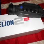 VISORE TERMICO PULSAR mod. HELION 2  XQ38F